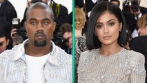 Kylie Jenner and Kanye West Show Some Skin on The Red Carpet at The Met Gala -- See the Pics!