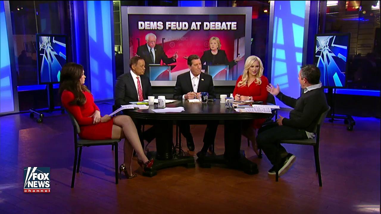 Gutfeld: Who pays for Bernie Sanders giveaways?