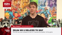 Zelda Wii U Delayed to 2017, Also Coming to NX - IGN News