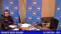 Live France Bleu Elsass du 3 mai 2016