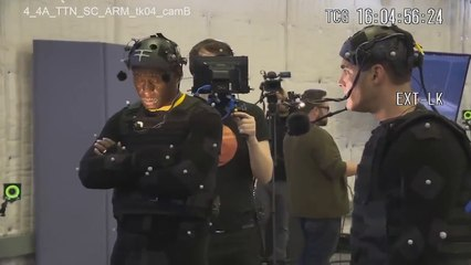 Call of Duty  Infinite Warfare Behind the Scenes Performance Capture  de Call of Duty : Infinite Warfare