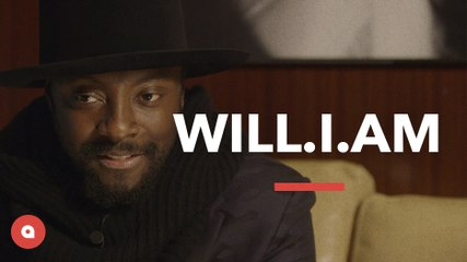 will.i.am, l'interview