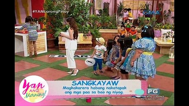 Yan Ang Morning!: Larong Pinoy with Boobay and Boobsie