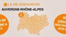 La vie associative en Auvergne - Rhône-Alpes