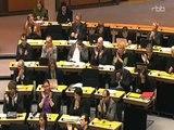 27. Sitzung - Dr. Wolfgang Albers - Der Gaul ist ihnen zur rechten Zeit in die Lasagne geritten