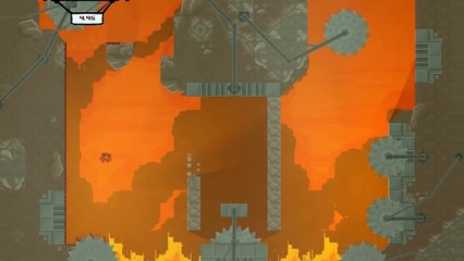 Super Meat Boy for Wii U Announcement de Super Meat Boy