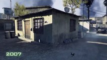 Call of Duty  Modern Warfare Remastered - Comparaison version originale et remaster