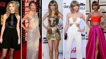 Met Gala: Taylor Swift's Style Evolution
