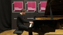 """Bertrand Chamayou : Noctuelles, issue des """"Miroirs"""" de Maurice Ravel I Le live de la matinale"""