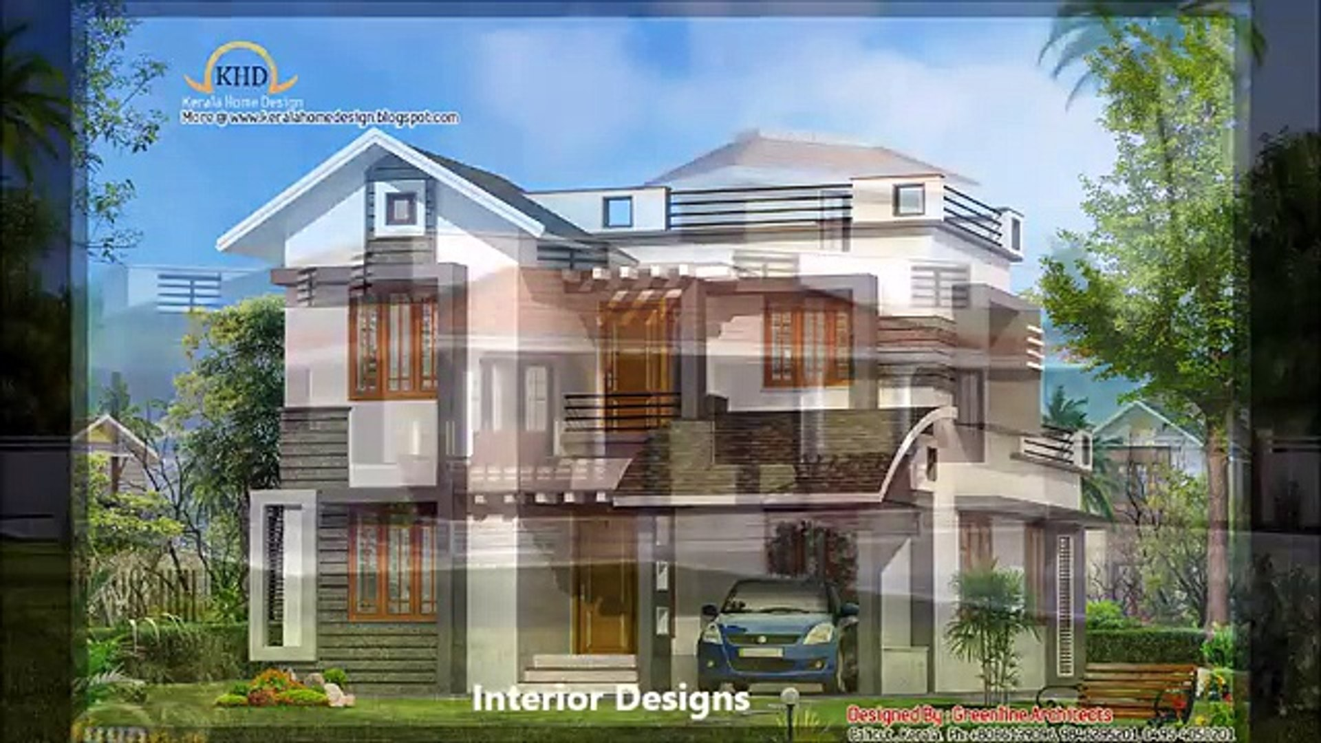 Beautiful Kerala Home Designs At It Best Must Watch Hd