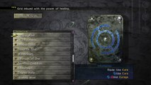 Inside of the desert treasure box - FINAL FANTASY X/X-2 HD Remaster