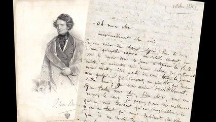 Trésor national : la collection Berlioz de la Bibliothèque nationale de France
