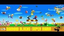 LOZ Diamond Blocks: Super Mario