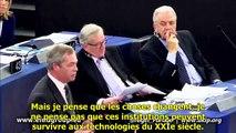 L'armée du peuple l'emportera sur cette Union Européenne antidémocratique