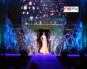 Check out Dia Mirza in Bridal Wear