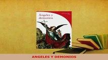 PDF  ANGELES Y DEMONIOS Free Books