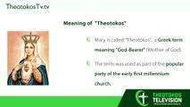 THEOTOKOS TELEVISION Equips the Faithful | Christian TV Channels | Catholic Online