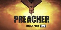 Preacher : extrait de la série choc d'AMC (Dominic Cooper, Seth Rogen, Garth Ennis))