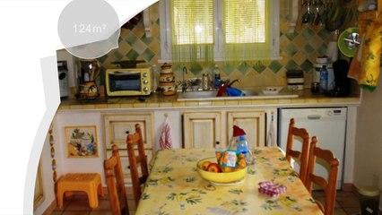 A vendre - Maison/villa - La Motte (83920) - 5 pièces - 124m²