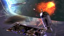 GEORGE LUCAS SAYS R2-D2 IS THE NARRATOR OF STAR WARS! ; R2-D2 SAVES THE DAY