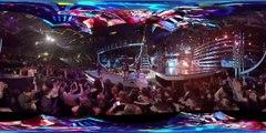 360 Video Daddy Yankee & Don Omar Performance Latin Billboards 2016