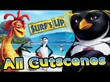 Surf's Up All Cutscenes | Game Movie (PS3, X360, Wii, PS2, GCN, PC)