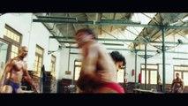 'I' Tamil Movie Terrible Fight Scene __ Risk Fighting Scene in Indian Cinemas