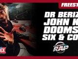 Freestyle de Dr Beriz, John K, Doums, SIX et bien d'autres dans Planète Rap !