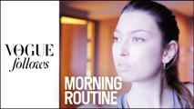 Danielle Copperman : Conseils beauté et healthy pour la Fashion Week | #VogueFollows  |  VOGUE PARIS