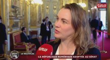 Sénat 360 : Début du parcours législatif pour la loi travail / La République Numérique votée au Sénat / Questions d'actualité au gouvernement (03/05/2016)