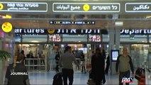 Longues files d'attente dans le hall des départs de l'aéroport de Bruxelles