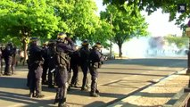 """Manifestations : les CRS dénoncent """"un niveau de violence jamais atteint"""""""