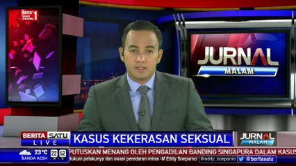 Mahasiswi Diperkosa Suami Dosen di Palembang