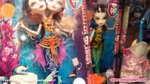 Toy Hunting in FRANCE | Winx Club - Monster High - Ever After High (español) ❤ Winx Clu
