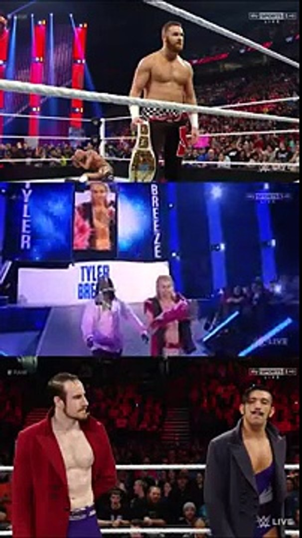 WWE Raw 2 May 2016 - WWE Monday Night Raw 05/02/2016 - WWE Raw 5/2/2016 - [Part 2/5]
