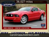 2008 Ford Mustang GT Premium Used Cars - Mooresville ,NC - 2016-03-15
