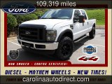 2010 Ford Super Duty F-250 SRW XL Used Cars - Mooresville ,NC - 2015-10-16
