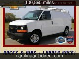 2011 Chevrolet Express Cargo Van Used Cars - Mooresville ,NC - 2016-03-30