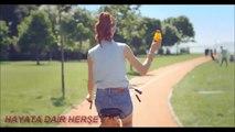 Cappy Pulpy - Salla Parçacık Etkili Serinlik Reklamı 2016