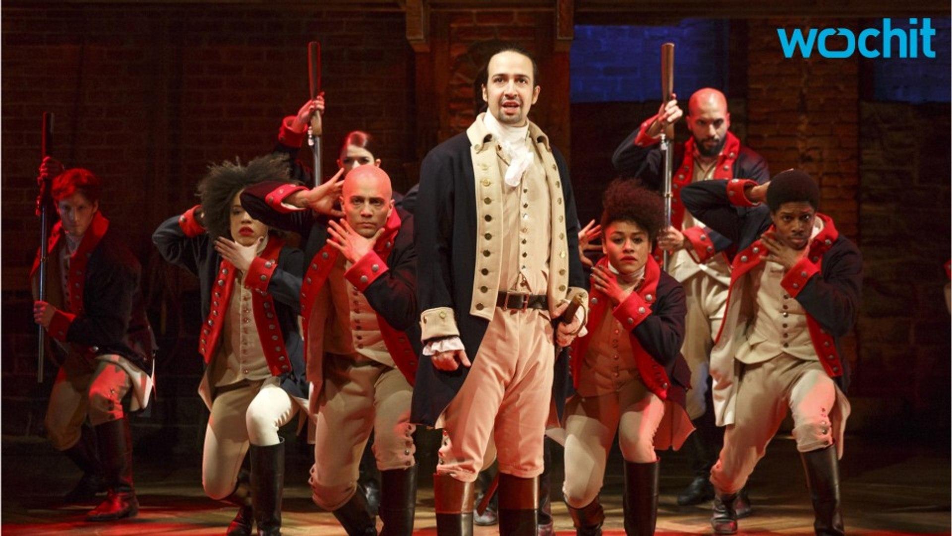 16 Tony Award Nominations for Broadway Hit 'Hamilton'