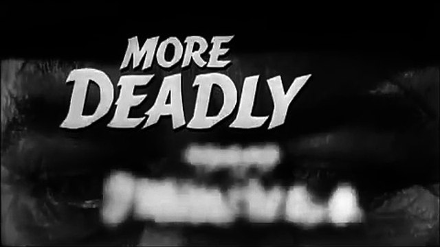 Not of This Earth (1957) - Paul Birch, Beverly Garland, Morgan Jones - Trailer (Horror, Sci-Fi) Roger Corman film