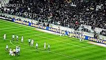 JUVENTUS Vs Lazio Goal Del Piero 2-1