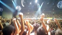 Muse Drones World Tour Lisbon - Intro - Drones + Psycho (02/05/2016)