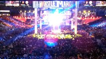 Undertaker-CM Punk live at Wrestlemania 29