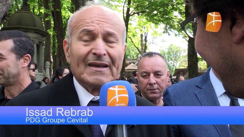 Issad Rebrab accuse le Pouvoir d'anti-kabylisme sur BRTV