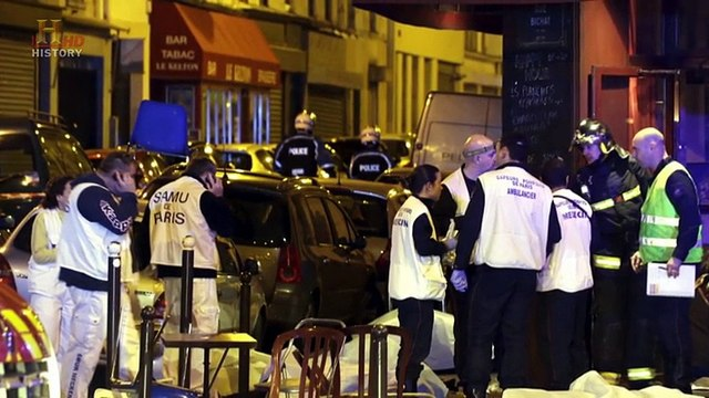Teror Sedm dní v Paříži -dokument (www.Dokumenty.TV) cz / sk