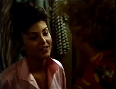 Young Sherilyn Fenn in The Wild Life (1984)