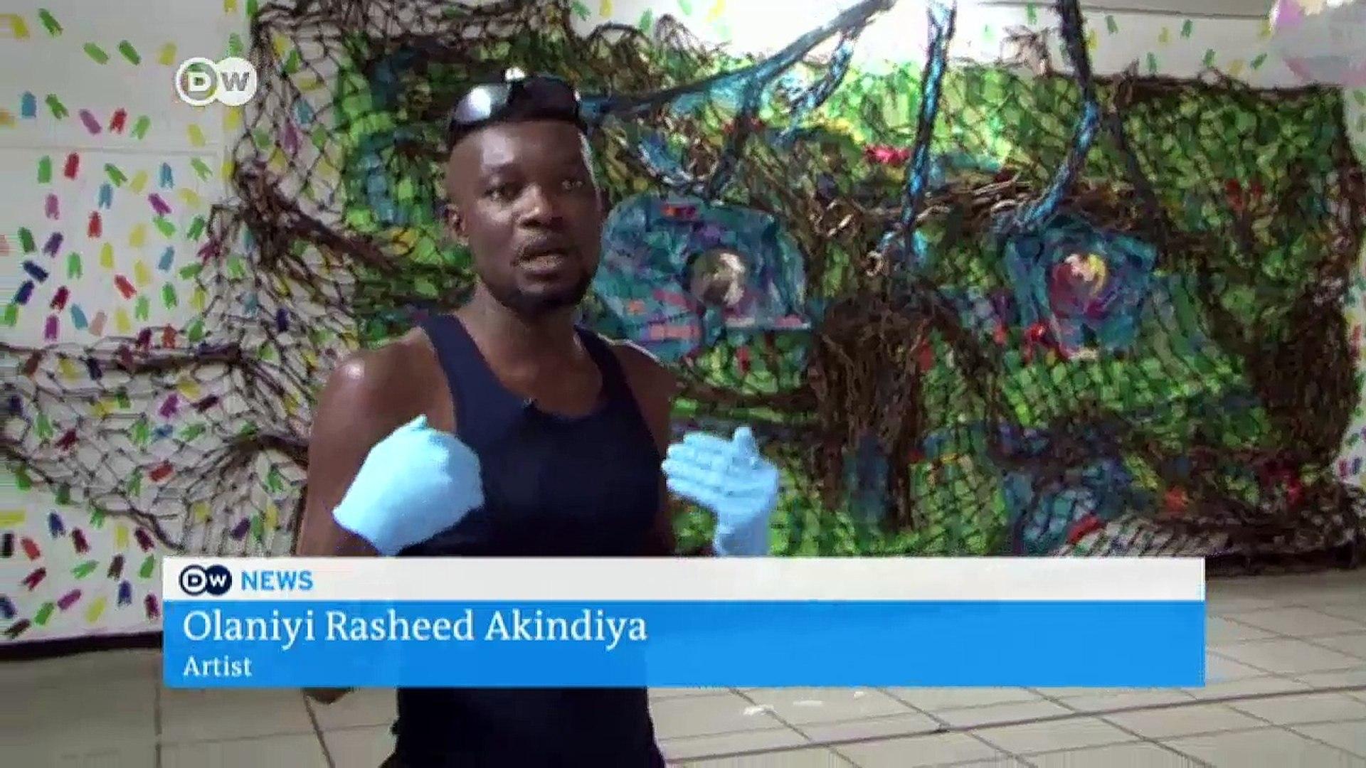 Dak'Art: African Contemporary Art Biennale   DW News