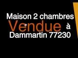 avril 2016 - immobilier dammartin - maison a vendre dammartin - agence immobiliere dammartin - Maison vendue avec jardin