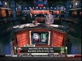 March 15, 2013 - ESPN2 - Game 64 Miami Heat @ Milwaukee Bucks - Win (50-14)(NBA Tonight)